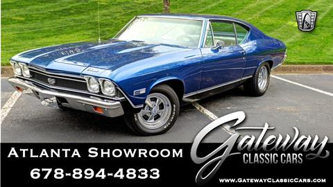 1968 Chevrolet Chevelle for sale in Alpharetta, GA