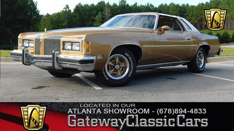 1976 Pontiac Grand Prix for sale in O Fallon, IL