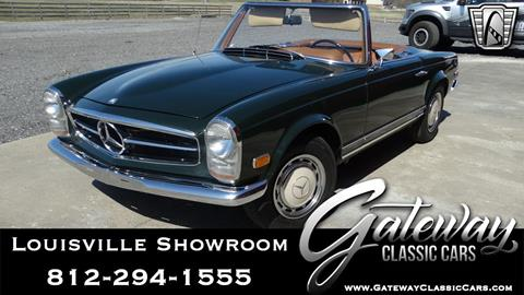 1969 Mercedes-Benz 280-Class for sale in Memphis, IN