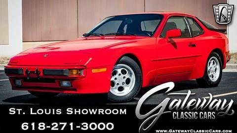1985 Porsche 944 for sale in O Fallon, IL