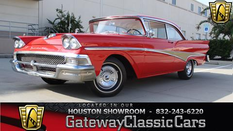 1958 Ford Fairlane for sale in Houston, TX