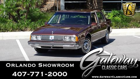 1985 Oldsmobile Ninety-Eight for sale in Lake Mary, FL
