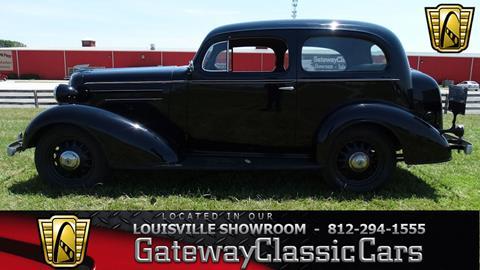 1936 Chevrolet Master Deluxe for sale in O Fallon, IL