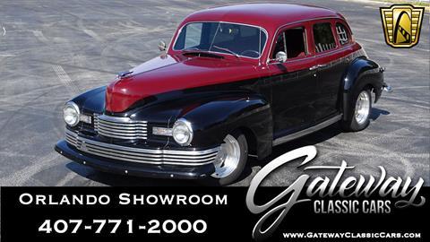 1948 Nash Ambassador for sale in O Fallon, IL