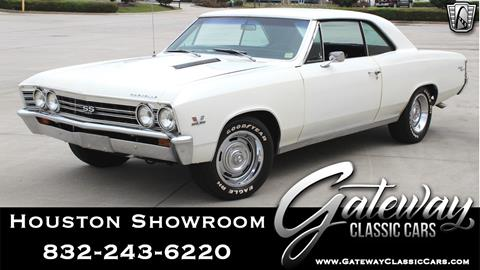 1967 Chevrolet Chevelle for sale in Houston, TX
