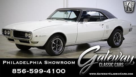 1968 Pontiac Firebird for sale in West Deptford, NJ
