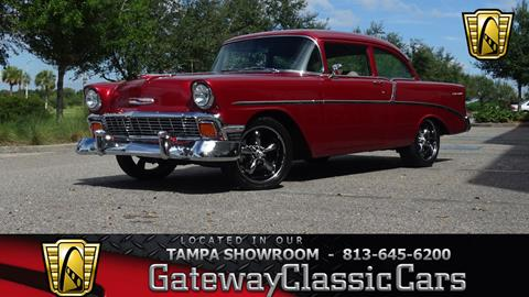 1956 Chevrolet 210 for sale in Ruskin, FL