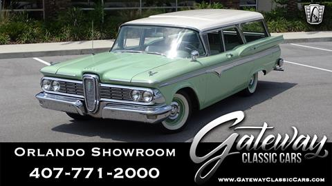 1959 Edsel Villager for sale in Lake Mary, FL
