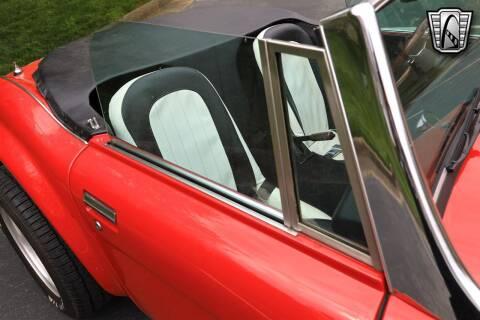 1990 Austin-Healey Sebring