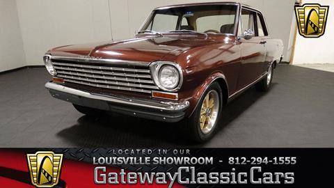 1962 Chevrolet Nova for sale in Memphis, IN