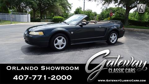 1999 Ford Mustang for sale in Lake Mary, FL