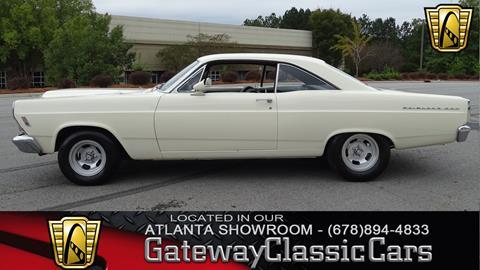 1966 Ford Fairlane for sale in Alpharetta, GA
