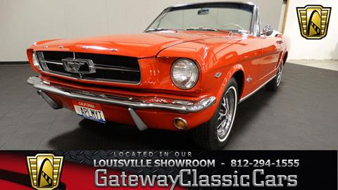 1965 Mustang Price >> 1965 Ford Mustang For Sale In Memphis In