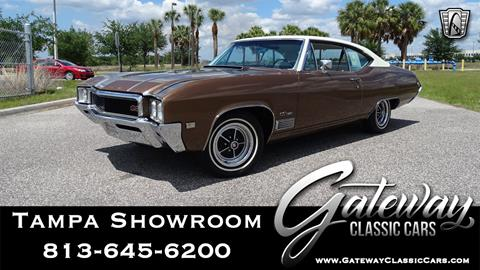1968 Buick Gran Sport for sale in Ruskin, FL