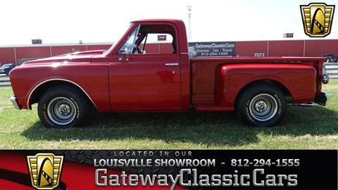 1967 Chevrolet C/K 10 Series for sale in Memphis, IN