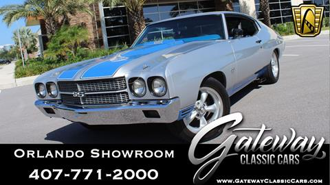 1970 Chevrolet Chevelle for sale in Lake Mary, FL