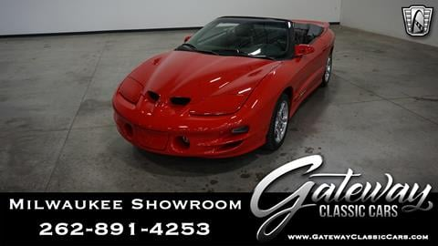 1999 Pontiac Firebird for sale in Kenosha, WI