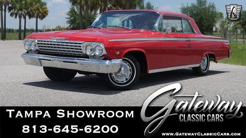 1962 Chevrolet Impala for sale in Ruskin, FL