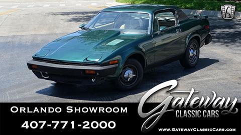 1976 Triumph TR7 for sale in Lake Mary, FL