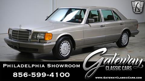 1989 Mercedes-Benz 300-Class for sale in West Deptford, NJ