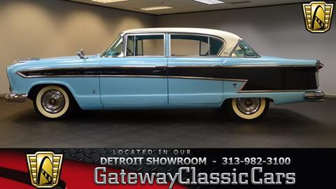 1957 Nash Ambassador for sale in O Fallon, IL