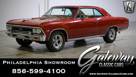 1966 Chevrolet Chevelle for sale in West Deptford, NJ