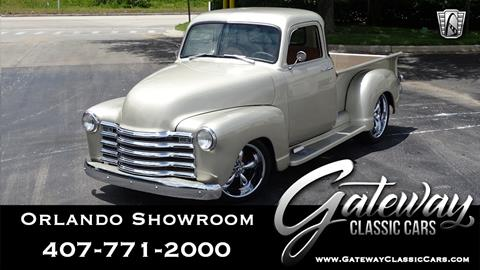 1950 Chevrolet 3100 for sale in Lake Mary, FL