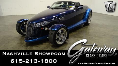 2001 Chrysler Prowler for sale in O Fallon, IL