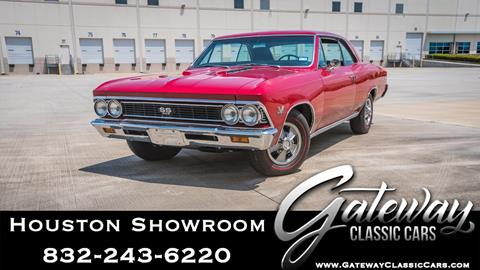 1966 Chevrolet Chevelle for sale in Houston, TX