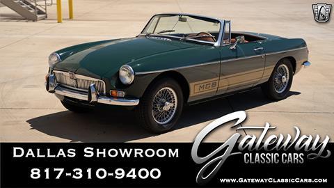 1968 MG MGB for sale in O Fallon, IL