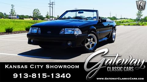 1992 Ford Mustang for sale in Olathe, KS