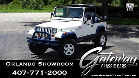 1994 Jeep Wrangler for sale in O Fallon, IL