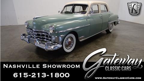 1950 Chrysler Imperial for sale in La Vergne, TN