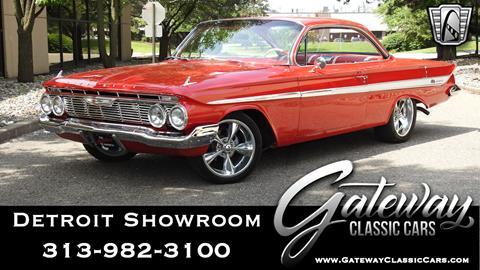 1961 Chevrolet Impala for sale in O Fallon, IL