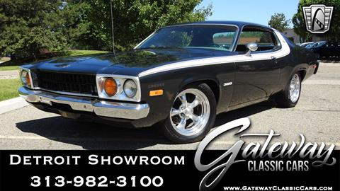 1973 Plymouth Roadrunner for sale in O Fallon, IL