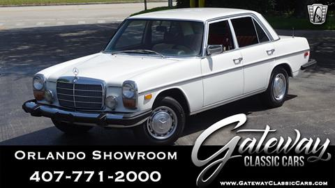 1976 Mercedes-Benz 300-Class for sale in Lake Mary, FL