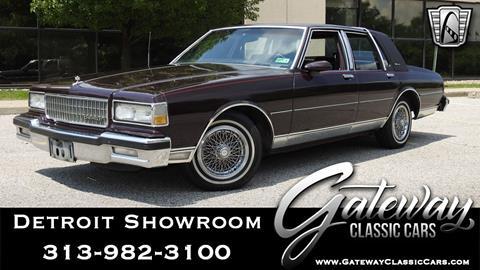 1989 Chevrolet Caprice for sale in O Fallon, IL