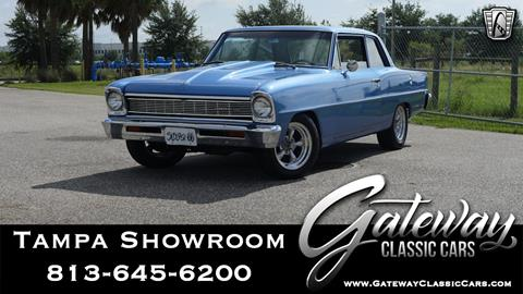 1966 Chevrolet Nova for sale in Ruskin, FL