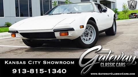 1973 De Tomaso Pantera for sale in O Fallon, IL