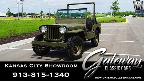 1946 Willys Jeep for sale in O Fallon, IL