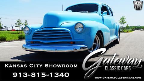 1946 Chevrolet Fleetmaster for sale in Olathe, KS