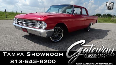 1961 Ford Fairlane for sale in Ruskin, FL
