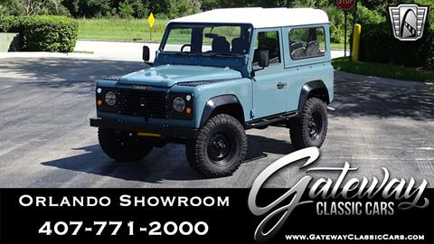 1985 Land Rover Defender for sale in Lake Mary, FL