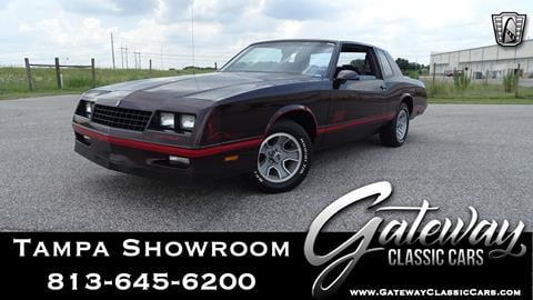1988 Chevrolet Monte Carlo for sale in O Fallon, IL