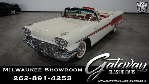 1958 Pontiac Chieftain for sale in O Fallon, IL