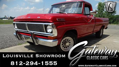 1967 Ford F-250 for sale in Memphis, IN