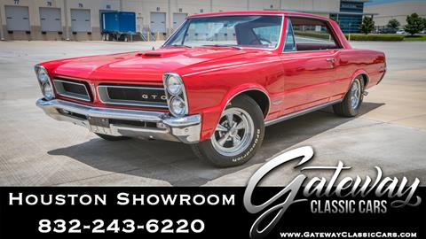 1965 Pontiac Tempest for sale in Houston, TX