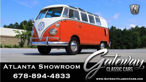 1965 Volkswagen Bus for sale in Alpharetta, GA