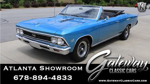 1966 Chevrolet Chevelle for sale in Alpharetta, GA