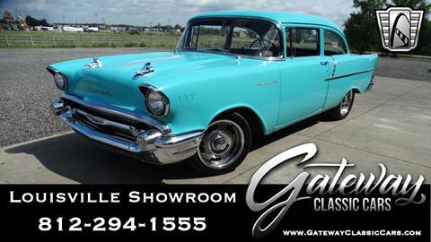 1957 Chevrolet 150 for sale in Memphis, IN